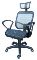 all mesh computer chair. Back cushion with tilting function.[ 愛迪昇企業有限公司]
