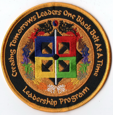 The patch is attached to the martial arts uniform to indicate the wearer's level, status and achievements. These include level patches for teachers, j